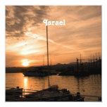 Puesta del sol de Israel Anuncio