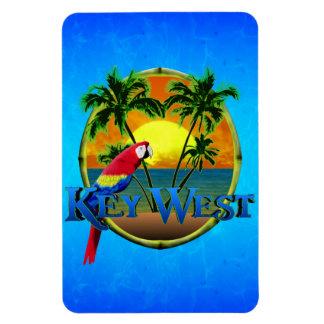Puesta del sol de Key West Iman Flexible