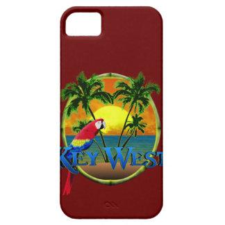 Puesta del sol de Key West iPhone 5 Fundas