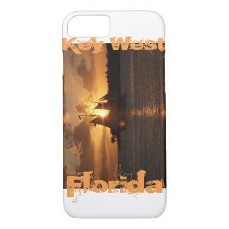 Puesta del sol de Key West la Florida Funda iPhone 7