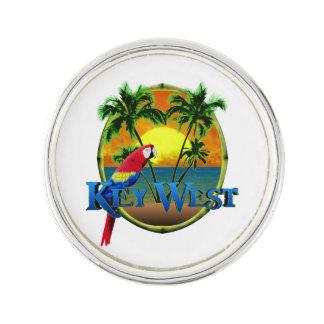 Puesta del sol de Key West Pin