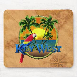 Puesta del sol de Key West Mouse Pads