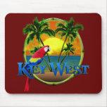 Puesta del sol de Key West Tapetes De Ratón