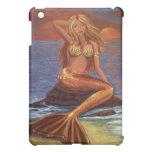 Puesta del sol de la sirena - caso del iPad