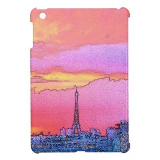 Puesta del sol de París