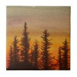 Puesta del sol de Pinetree Teja