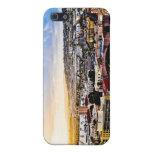 Puesta del sol de San Diego iPhone 5 Protector