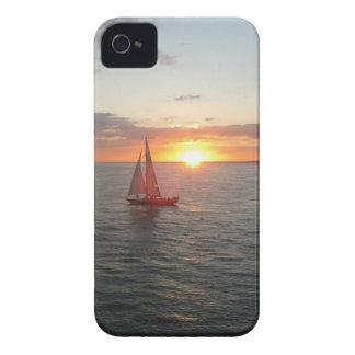 Puesta del sol de Solent Case-Mate iPhone 4 Cárcasa
