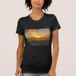 Puesta del sol de Tel Aviv Camiseta