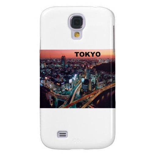 Puesta del sol de Tokio Japón (St.K)