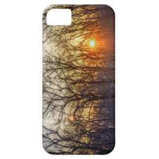 Puesta del sol de Williamsport iPhone 5 Case-Mate Coberturas