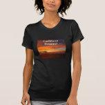 ¡Puesta del sol del Caribe, sueños! Camisetas