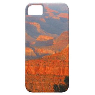puesta del sol del Gran Cañón Funda Para iPhone 5 Barely There