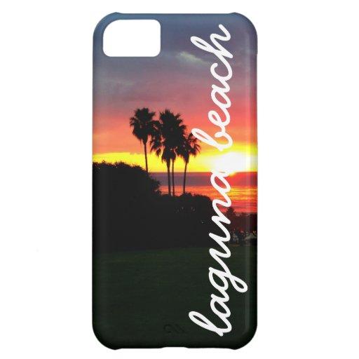 Puesta del sol del Laguna Beach