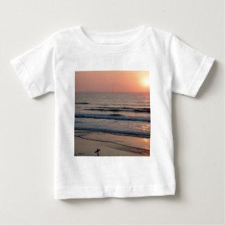 Puesta del sol Del Mar California Polera