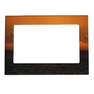 Puesta del sol del sur .2. de Autunm de la roca de Marcos Magneticos De Fotos
