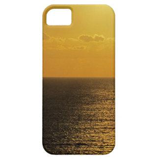 Puesta del sol del sur .4. de Autunm de la roca de iPhone 5 Fundas