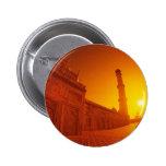 Puesta del sol del Taj Mahal Pins