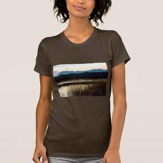 Puesta del sol en Bosque del Apache T Shirts