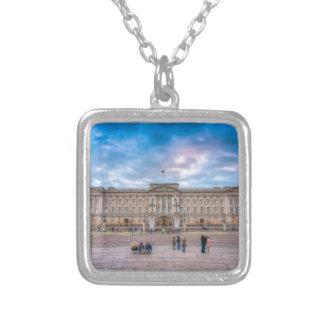 Puesta del sol en el Buckingham Palace, Londres Joyerías