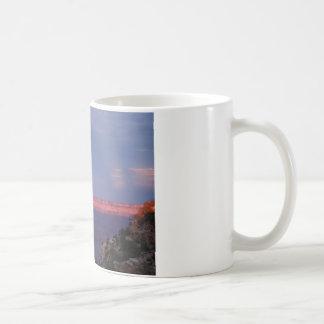 Puesta del sol en el Gran Cañón Taza Clásica