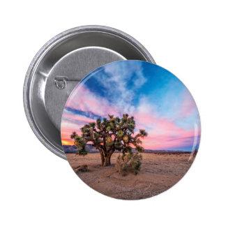 Puesta del sol en el Mojave Pin