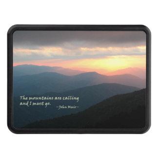Puesta del sol en el Smokies: Mtns es llamada/Muir Tapa De Tráiler