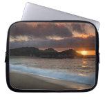 Puesta del sol en la playa del monasterio, Carmel, Mangas Portátiles