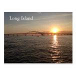 Puesta del sol en Long Island