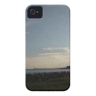 Puesta del sol iPhone 4 cárcasa