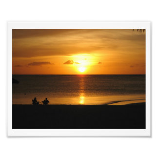 Puesta del sol II de Saipán Fotos