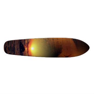 """Puesta del sol patineta 8 1/8"""""""