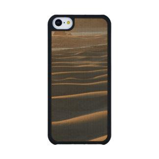 Puesta del sol, playa de Meyers, Oregon, los Funda De iPhone 5C Slim Arce