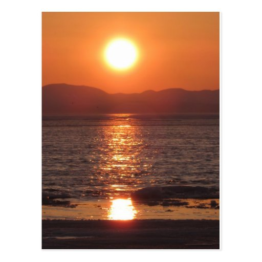 puesta del sol sana 09 del kotz postal