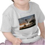 Puesta del sol sobre la bahía de Maalaea, Maui Camiseta