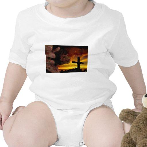 Puesta del sol trajes de bebé