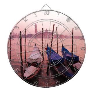 Puesta del sol veneciana