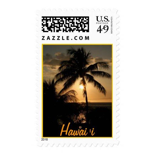 Puestas del sol Hawai'i Sello