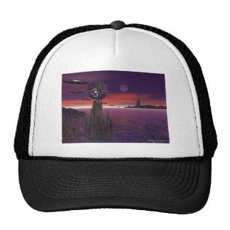 puesto avanzado del extranjero del arte 3d gorras
