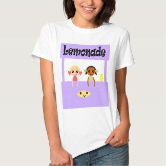 Puesto de limonadas playera