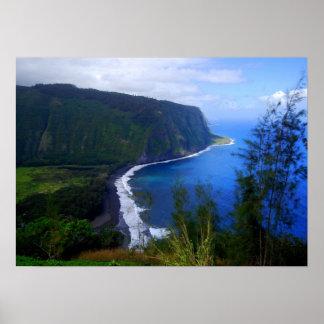 Puesto de observación del valle de Waipio, Hawaii, Impresiones