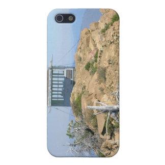 Puesto de observación máximo del fuego de Pearsoll iPhone 5 Cárcasa