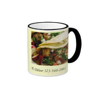 puestotacos, We Deliver 323-540-2803 Coffee Mug