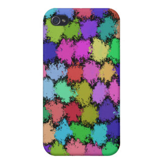 PUFF BALLS  iPhone 4 COVERS