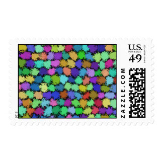 PUFF BALLS STAMPS