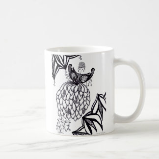 Puff Classic White Coffee Mug