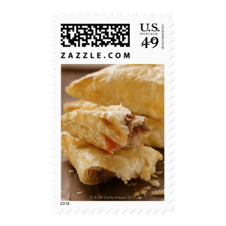 Puff pastries with beetroot filling (Russia) Postage