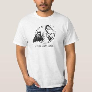 Puff. Puff. Give. Magic Dragon T-shirt