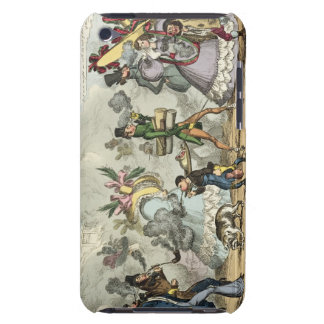 Puff, Puff, It is an Age of Puffing, Puff, Puff, P iPod Touch Case