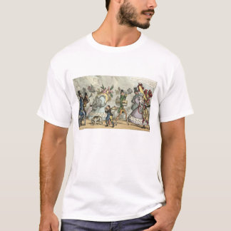 Puff, Puff, It is an Age of Puffing, Puff, Puff, P T-Shirt